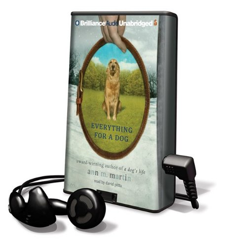 9781441809933: Everything for a Dog (Playaway Top Children's Picks)