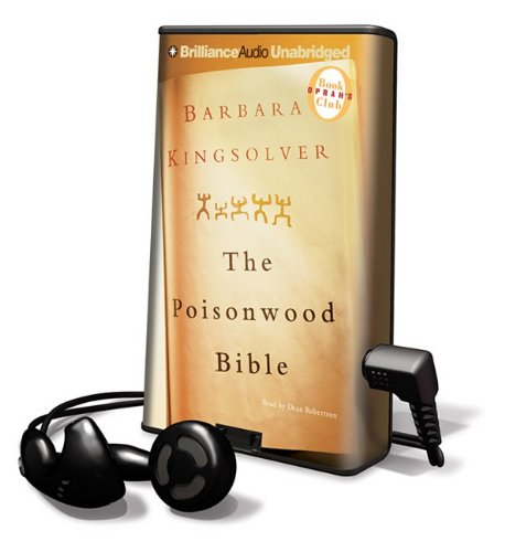 9781441811257: The Poisonwood Bible [With Earbuds] (Playaway Adult Fiction)