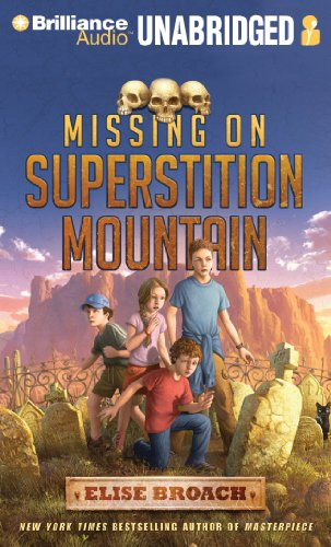 9781441813633: Missing on Superstition Mountain