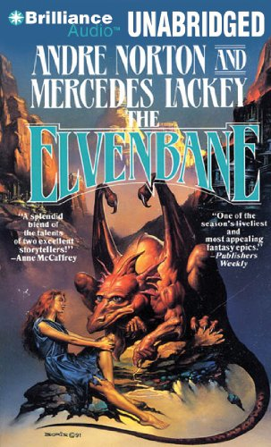 9781441814265: The Elvenbane (Halfblood Chronicles)
