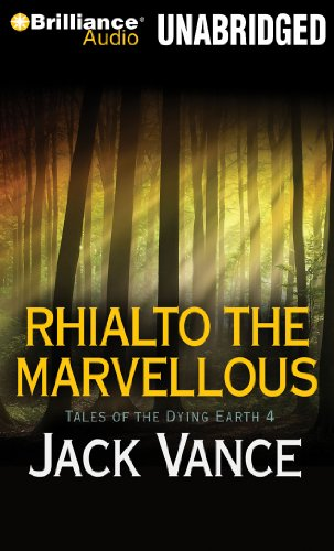 Rhialto the Marvellous (Tales of the Dying Earth Series) (1441814760) by Jack Vance