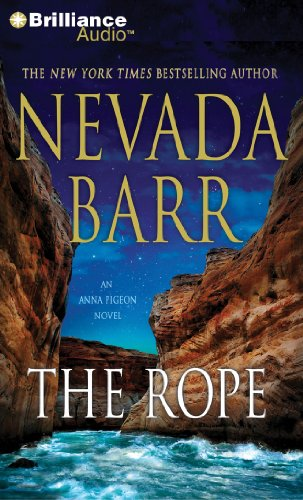 The Rope (Anna Pigeon Series): Nevada Barr