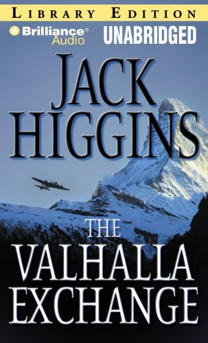 The Valhalla Exchange: Higgins, Jack