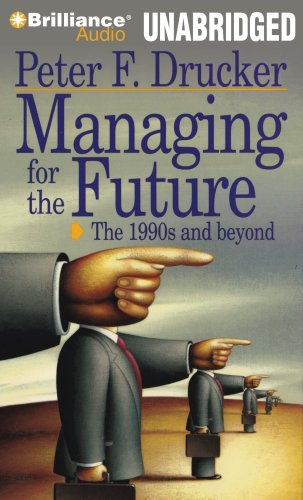9781441818669: Managing for the Future