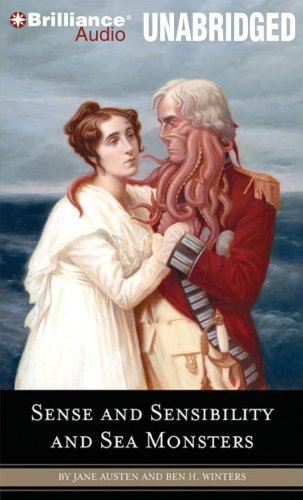 9781441824349: Sense and Sensibility and Sea Monsters (Quirk Classics)
