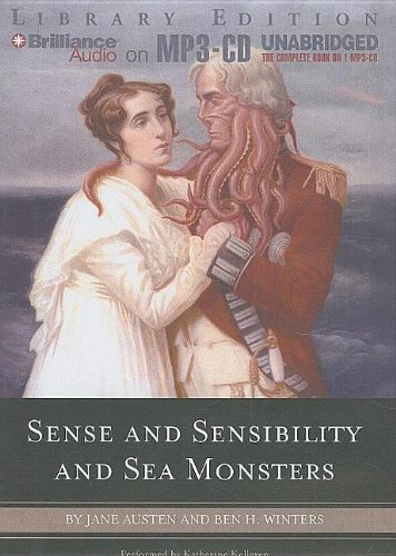 9781441824370: Sense and Sensibility and Sea Monsters (Quirk Classic Series)