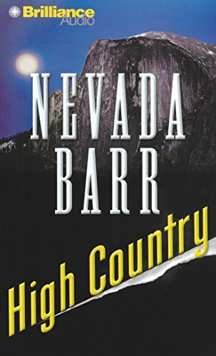 High Country (Anna Pigeon Series): Barr, Nevada