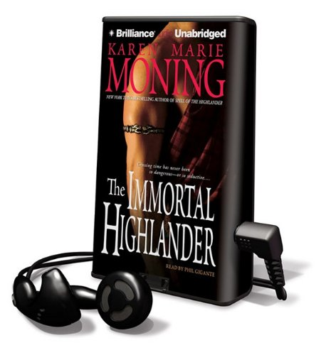 9781441829412: The Immortal Highlander (Playaway Adult Fiction)