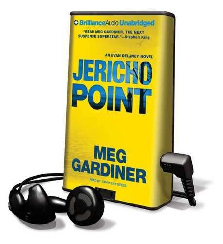 Jericho Point [With Earbuds] (Playaway Adult Fiction): Gardiner, Meg