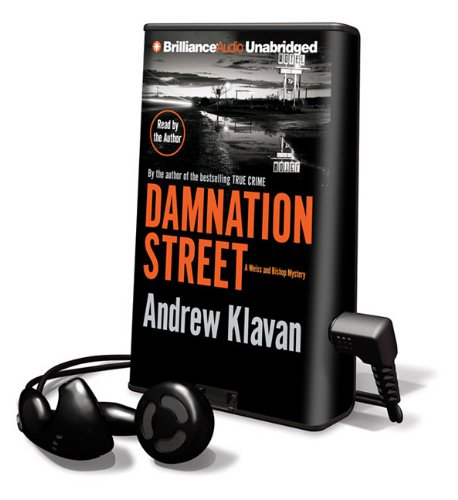 9781441834119: Damnation Street [With Earbuds] (Playaway Adult Fiction)