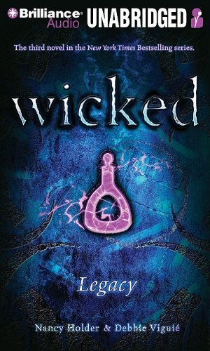 9781441835406: Legacy (Wicked Series)