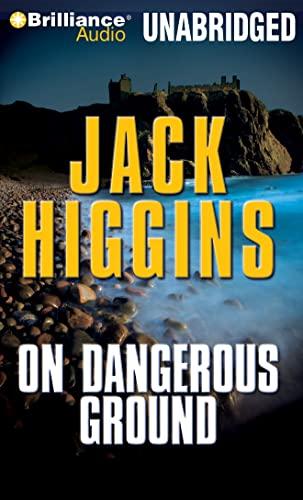 9781441839008: On Dangerous Ground (Sean Dillon Series)