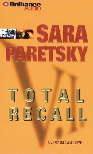 Total Recall (V. I. Warshawski): Paretsky, Sara