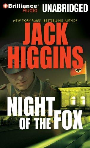 9781441844064: Night of the Fox (Dougal Munro/Jack Carter Series)