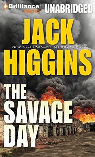 9781441844316: The Savage Day (Simon Vaughn Series)