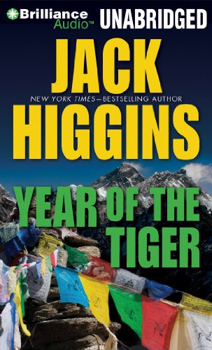 9781441845221: Year of the Tiger (Paul Chevasse Series)
