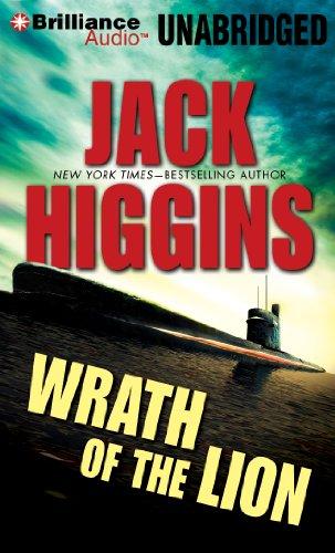Wrath of the Lion: Jack Higgins