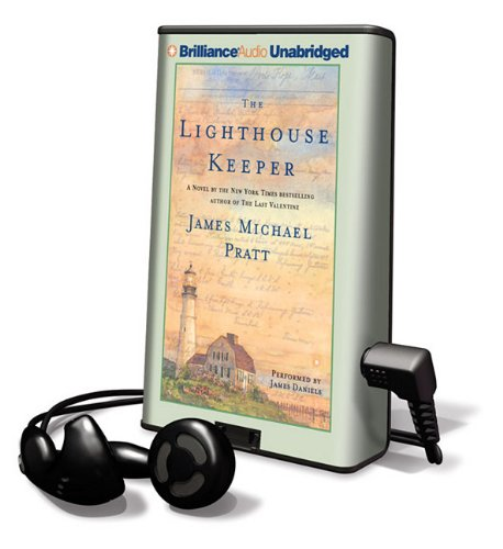 The Lighthouse Keeper [With Earbuds] (Playaway Adult Fiction): Pratt, James Michael