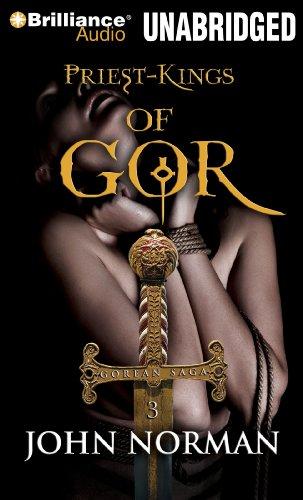 Priest-kings of Gor: Norman, John/ Lister, Ralph (Narrator)