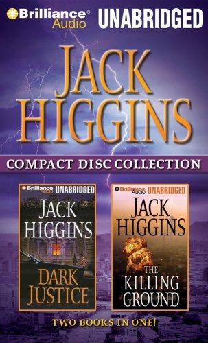 Jack Higgins CD Collection 2: Dark Justice, The Killing Ground: Higgins, Jack