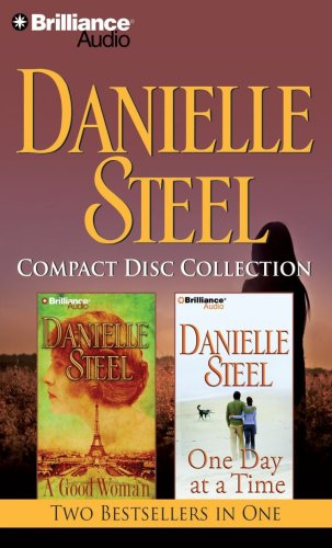 9781441849625: Danielle Steel CD Collection 2: A Good Woman, One Day at a Time