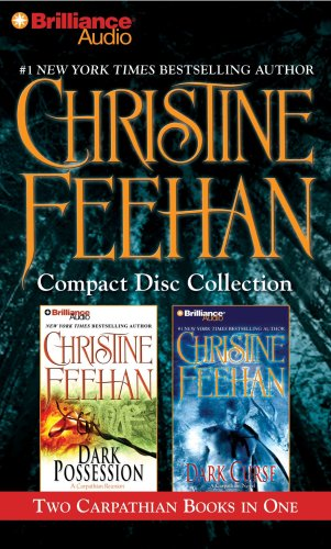 9781441850485: Christine Feehan CD Collection: Dark Possession, Dark Curse