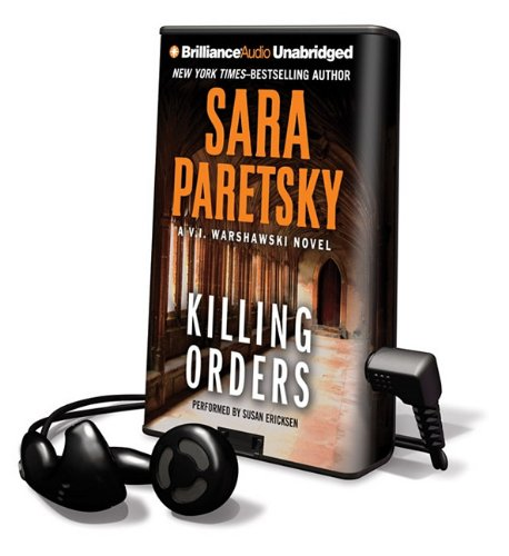 9781441855916: Killing Orders [With Earbuds] (Playaway Adult Fiction)