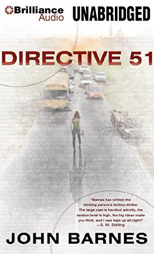 9781441858146: Directive 51 (Daybreak)