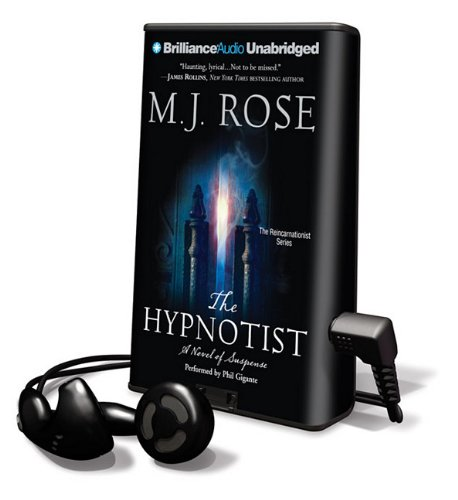The Hypnotist [With Earbuds] (Playaway Adult Fiction) (1441860541) by Rose, M. J.