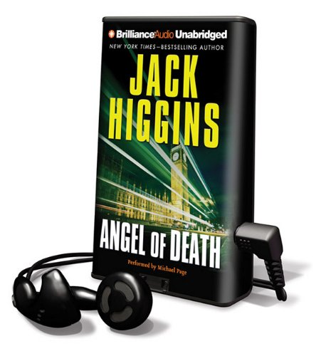 9781441860651: Angel of Death [With Earbuds] (Playaway Adult Fiction)