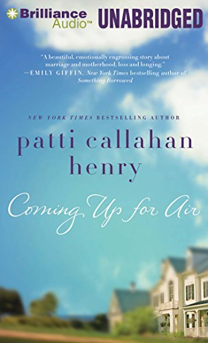 Coming Up for Air: Patti Callahan Henry