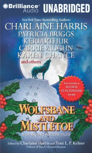 9781441862631: Wolfsbane and Mistletoe: Hair-Raising Holiday Tales