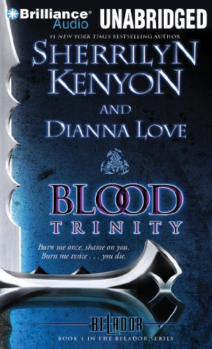 9781441863522: Blood Trinity (The Belador Code Series)