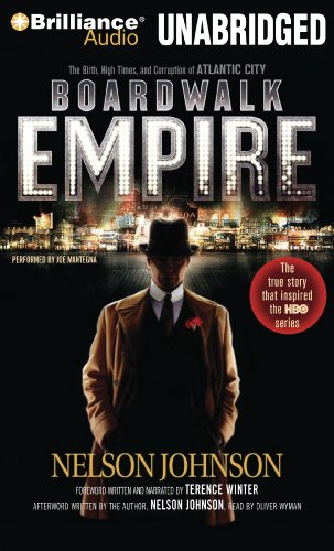 9781441866110: Boardwalk Empire: The Birth, High Times, and Corruption of Atlantic City