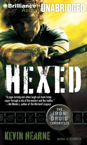 9781441870070: Hexed: The Iron Druid Chronicles