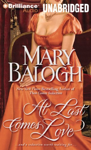 At Last Comes Love (_AV): Balogh, Mary