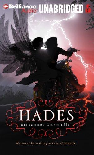 Hades (Halo Trilogy): Adornetto, Alexandra