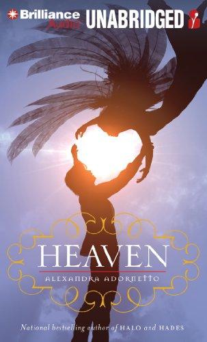 Heaven (Halo Trilogy): Adornetto, Alexandra