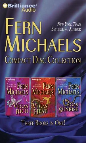 9781441878649: Fern Michaels CD Collection 3: Vegas Rich, Vegas Heat, Vegas Sunrise (Vegas Series)