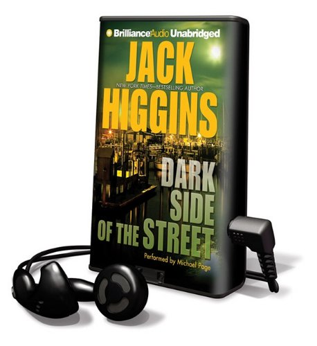 9781441879400: The Dark Side of the Street (Playaway Adult Fiction)