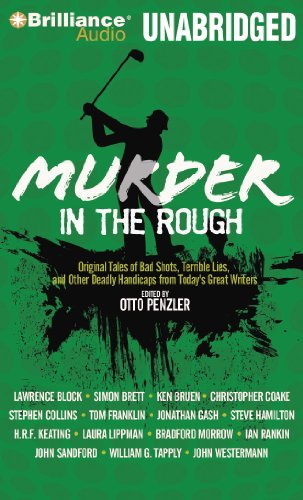 9781441880253: Murder in the Rough: Original Tales of Bad Shots, Terrible Lies, and Other Deadly Handicaps from Today's Great Writers (Sports Mystery)