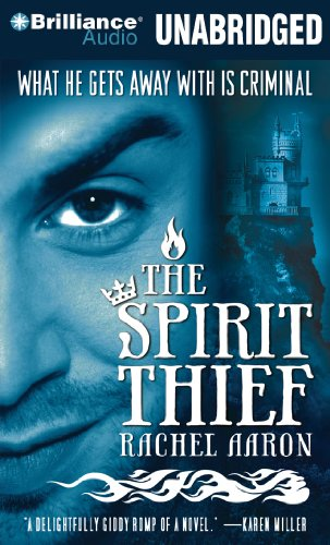 9781441882882: The Spirit Thief (The Legend of Eli Monpress Series)
