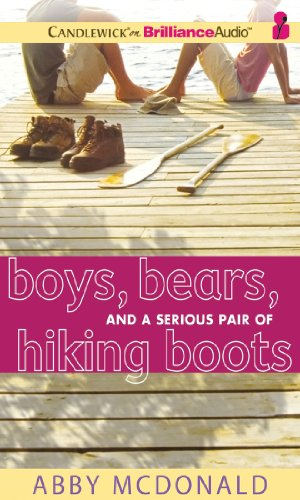 Boys, Bears, and a Serious Pair of Hiking Boots: McDonald, Abby