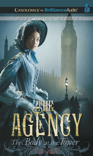 9781441890443: The Body at the Tower (The Agency)