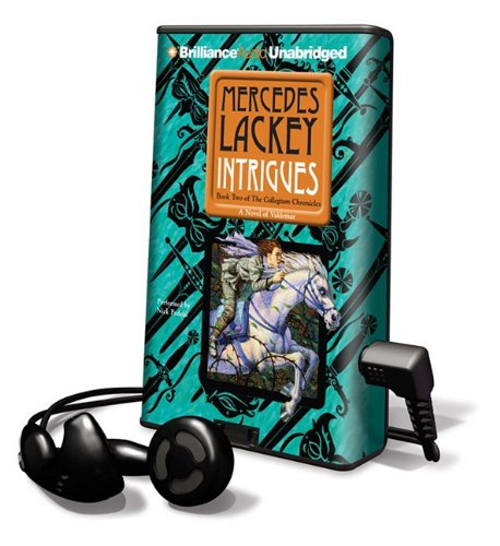 Intrigues [With Earbuds] (Playaway Adult Fiction) (1441892567) by Lackey, Mercedes
