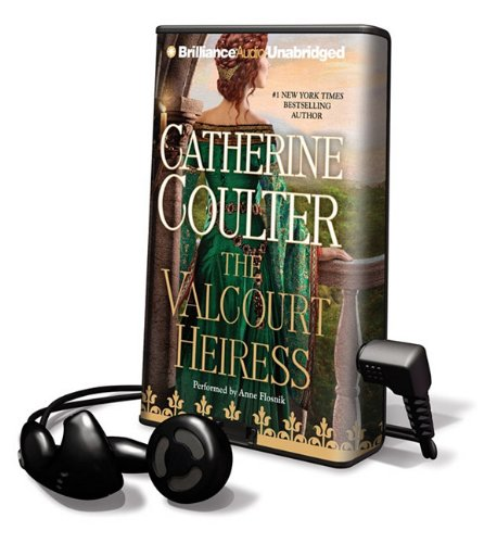 9781441892584: The Valcourt Heiress (Playaway Adult Fiction)