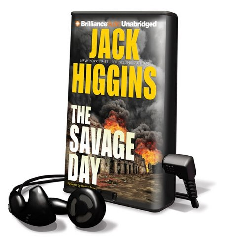 9781441892737: The Savage Day (Playaway Adult Fiction)