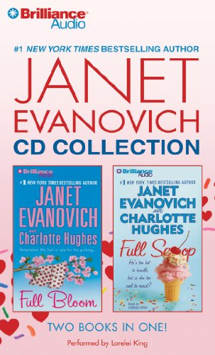 9781441895455: Janet Evanovich CD Collection: Full Bloom, Full Scoop