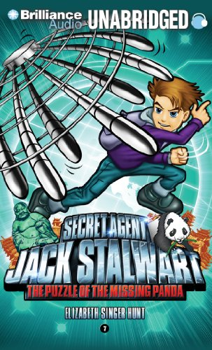 9781441895837: Secret Agent Jack Stalwart: Book 7: The Puzzle of the Missing Panda: China
