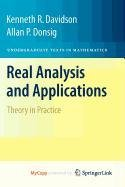 9781441900050: Real Analysis and Applications: Theory in Practice